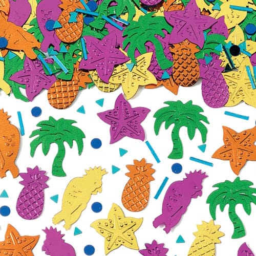 Island Party Table Confetti – 14 Grams Product Image