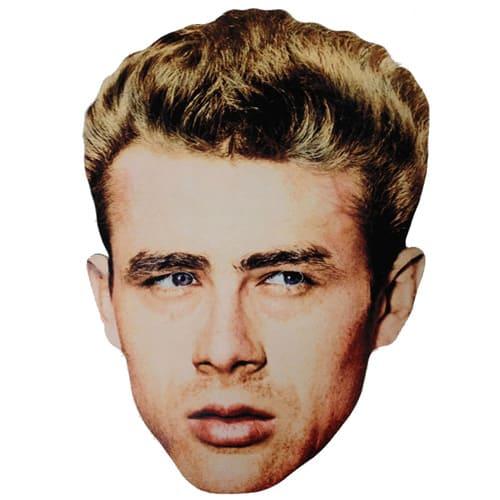 James Dean Rebel Cardboard Face Mask Product Image