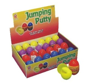 Jumping Putty