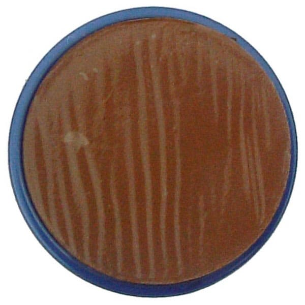 Snazaroo Light Brown Face Paint - 18ml Product Image
