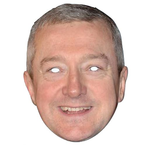 Louis Walsh Cardboard Face Mask Product Image