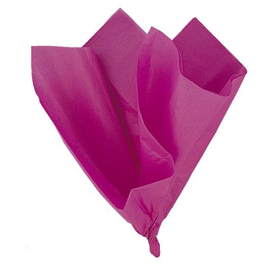Magenta Tissue Paper Product Image
