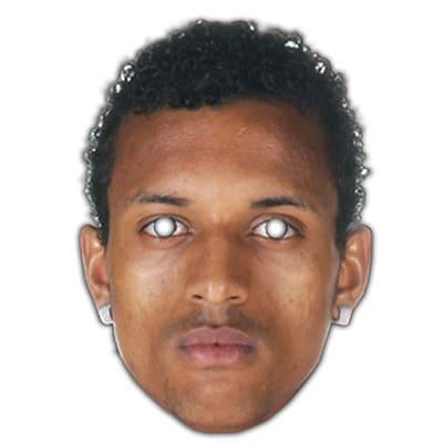 Nani Cardboard Face Mask