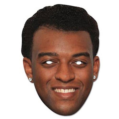 JLS Oritse Williams Cardboard Face Mask Product Image