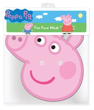 Peppa Pig Cardboard Face Mask Product Image