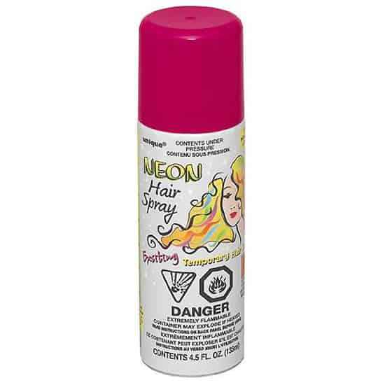 Pink Hair Spray - 133ml Product Image