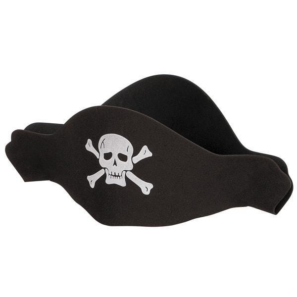Foam Pirate Hat Product Image