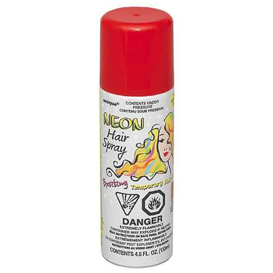 Red Hair Spray - 133ml Product Image