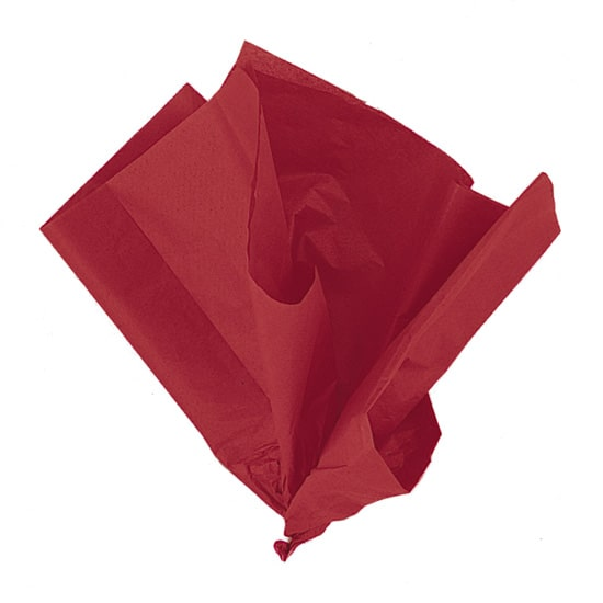 Red Tissue Paper