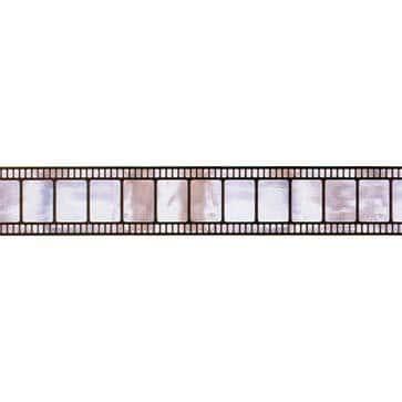 Metallic Film Scene Setter Border Roll