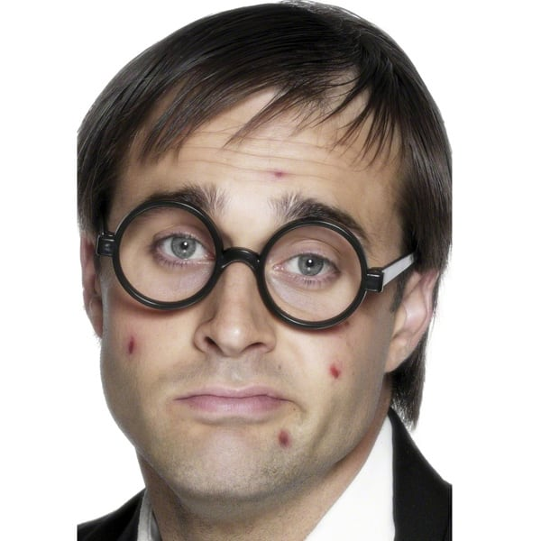 Schoolboy Fancy Dress Glasses Product Image