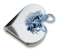 Silver Heart Box Product Image
