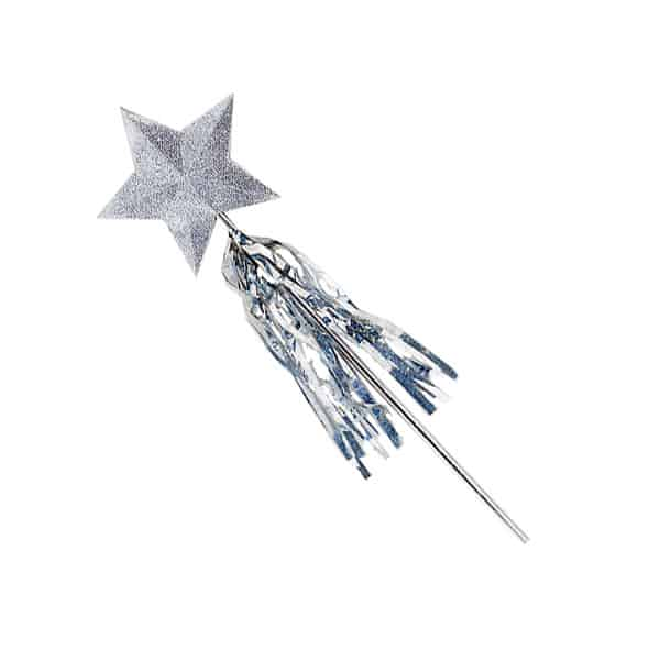 Silver Star Wand Product Image