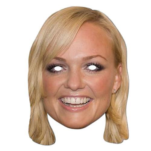 Emma Bunton Cardboard Face Mask Product Image