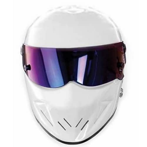Top Gear The Stig Cardboard Face Mask Product Image
