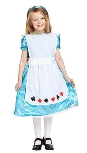 Alice Children Fancy Dress Costume 7-9 Years - Medium Product Image