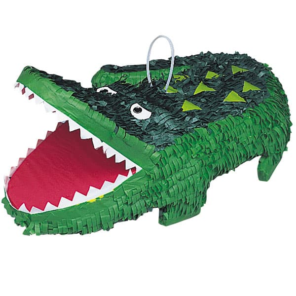 Alligator Standard Pinata