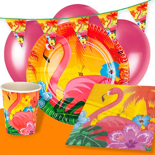 Aloha 6 Person Deluxe Party Pack