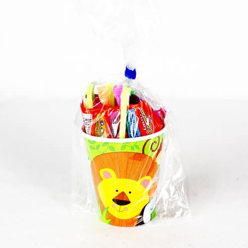 Animal Jungle Candy Cup