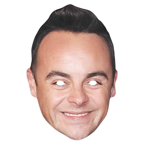 Ant McPartlin Face Mask