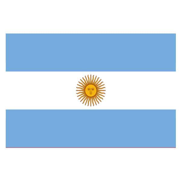 Argentina Flag - 5 x 3 Ft Product Image