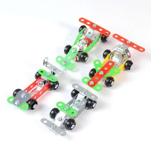 Assorted Car DIY Metal Kit Product Image