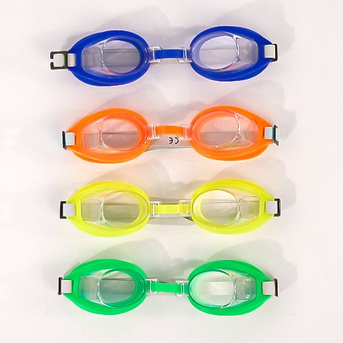 Assorted Childrens Swimming Goggles