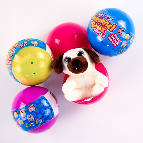 Assorted Collectable Mini Pets Animal Toys In Surprize Ball