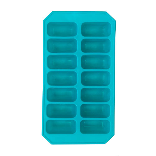 Assorted Flexible Ice Cubes Tray 22cm Product Gallery Image