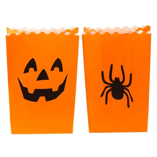 Assorted Halloween Candle Bags - Pack of 3 Product Image