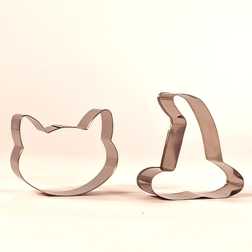 Assorted Halloween Cookie Cutters - Pack of 2 Product Gallery Image