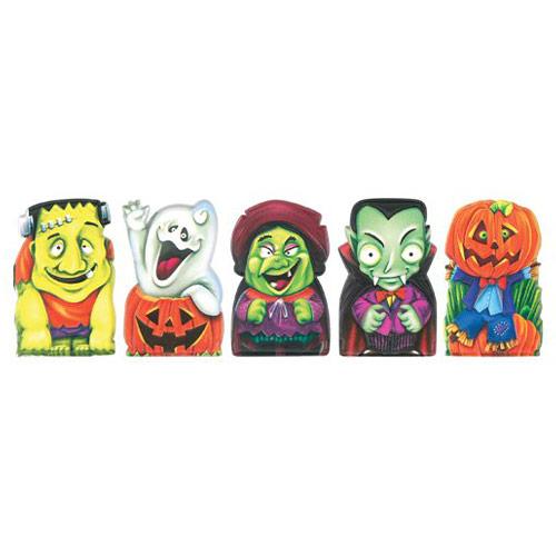Assorted Halloween Finger Puppet 5cm