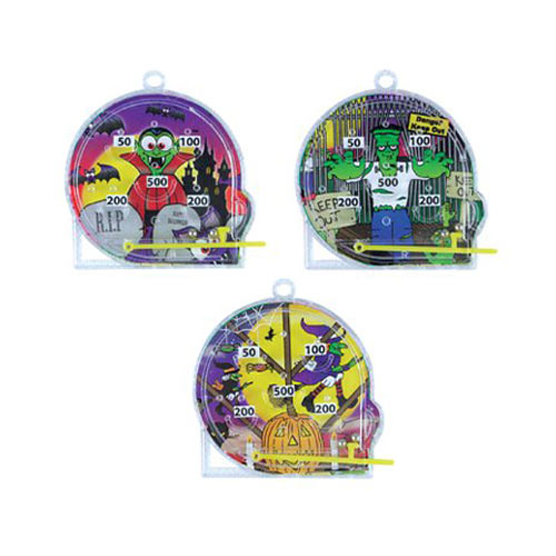 Assorted Halloween Mini Pinball Puzzles 6cm Product Image