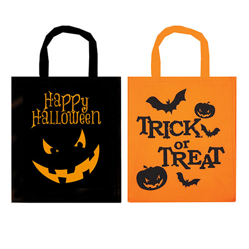 Assorted Halloween Treat Tote Bag 34cm x 28cm Product Image