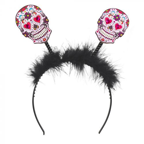 Assorted Headband Tiara La Novia Adult Halloween Fancy Dress Product Gallery Image