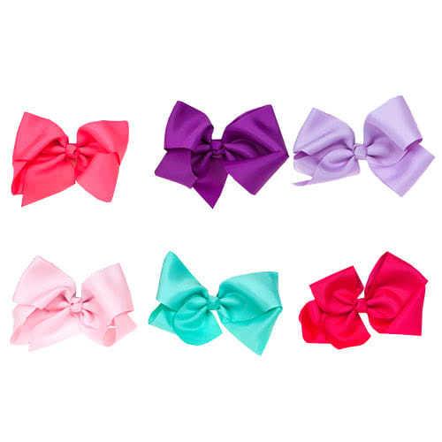 Jojo Style Assorted Medium Fashion Hair Bow Product Image