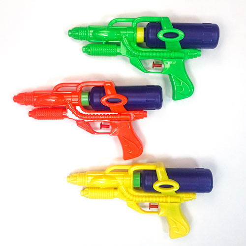 Assorted Plastic Water Gun Toy 22cm Product Image