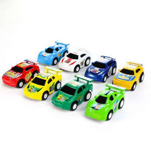 Assorted Pull Back And Go Racing Car 6cm Product Image
