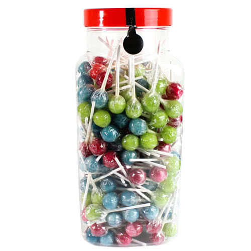 Assorted Sour Lollies - Pack of 200 Product Image