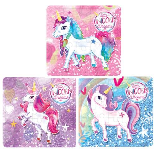 Assorted Unicorn Jigsaw Puzzle Product Image