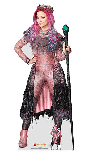 Audrey Disney Descendants 3 Lifesize Cardboard Cutout 174cm