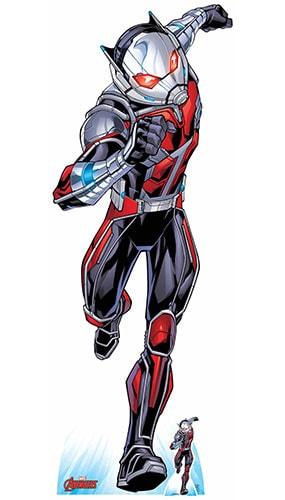 Avengers Comics Ant-Man Pym Particles Lifesize Cardboard Cutout 179cm