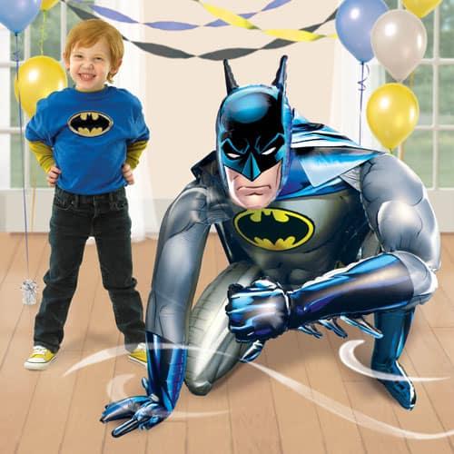 Batman Airwalker Foil Balloon 111cm / 44 Inch Product Image