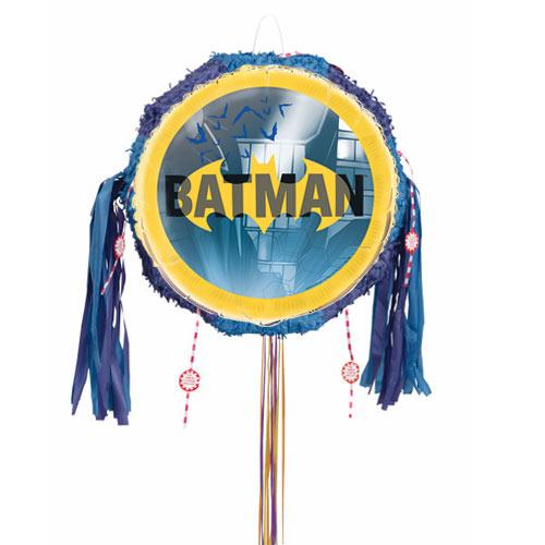 Batman Pull String Pinata Product Image