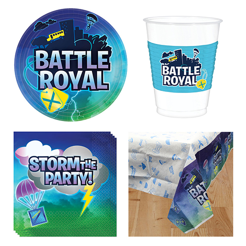 Battle Royal 8 Person Value Party Pack