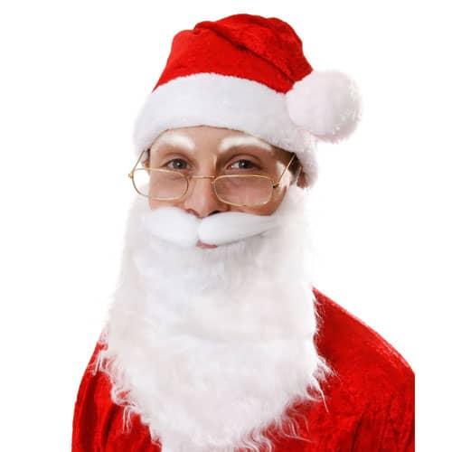 Santa Beard White Product Image