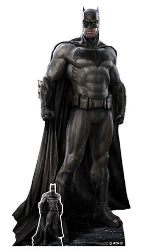 Because I'm Batman Ben Affleck Lifesize Cardboard Cutout 193cm Product Image