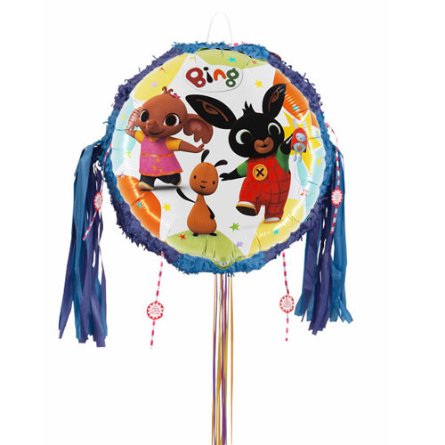 Bing and Friends Pull String Pinata Product Image