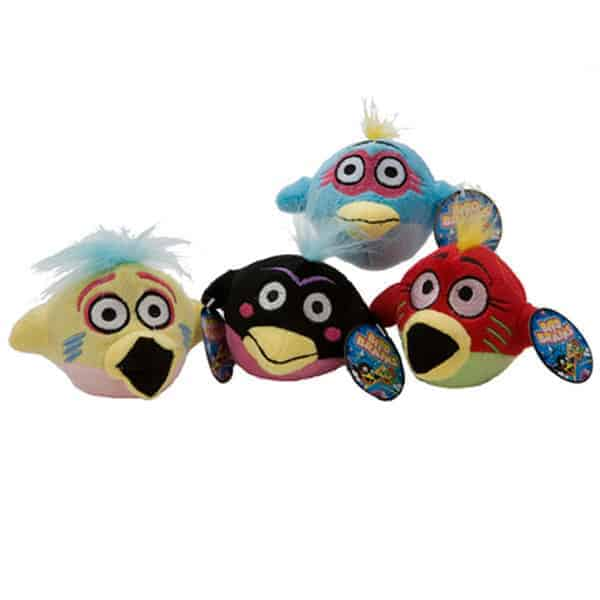 Assorted Bird Brains Cuddly Soft Toy