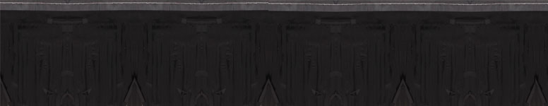 Black Metallic Fringe Garland - 18 Ft x 5 Inches / 549 x 13cm - Pack of 25 Product Image